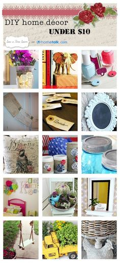 Hometalk – DIY Projects Under