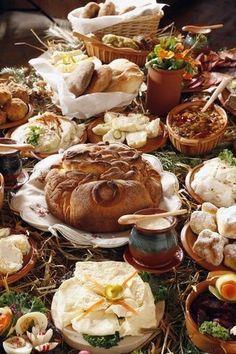 Tradicionalna srpska kuhinja -  Traditional Serbian Cuisine