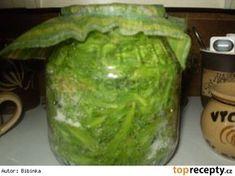 Sirup ze smrkových výhonků (pro Janinu)