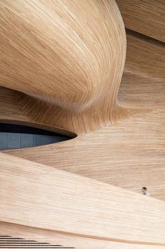 Galería de Ópera Harbin / MAD Architects - 13