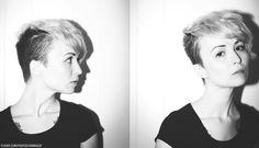 #womenshair #hair #undercut