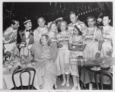 Cary & Randolph with friends Hollywood Party, Golden Age Of Hollywood, Classic Hollywood, Old Hollywood, Hollywood Glamour, Cary Grant Randolph Scott, Gary Grant, Hal Roach, Marion Davies