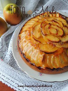La pasticceria di Chico: Torta di mele fatta in casa