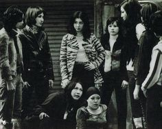JAPANESE GIRL GANGS OF THE 70S