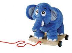 Bodil Elefant. 40 cm.