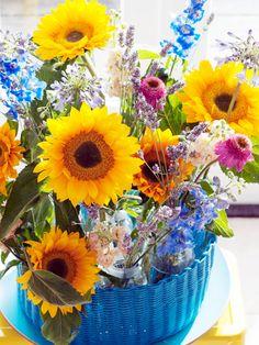 Welche Blume verkörpert den Sommer besser als die Sonnenblume? Die aus der Familie der Korbblütler stammende Blume besticht durch ihre