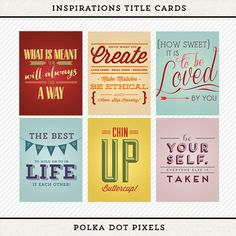 Hey, I found this really awesome Etsy listing at https://www.etsy.com/listing/151475656/my-life-365-inspirations-project