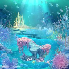 Mermaid Background, Game Background, Mermaid Under The Sea, The Little Mermaid, Ariel, Mermaid Happy Birthday, Underwater Art, Nickelodeon Cartoons, Sirens