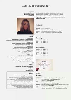 Freelance FilmMakerCameramanEditor Cv  Resume Design