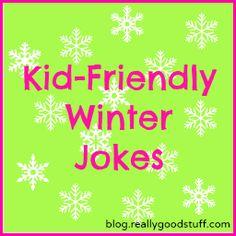 Kid Friendly Winter Jokes