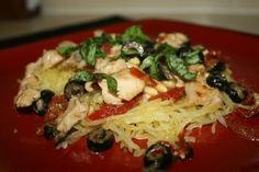 paleo italian chicken pasta