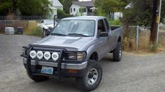 The Frankenstein Build: 1996 Tacoma Long Travel/Expo/Trail Rig - Expedition Portal