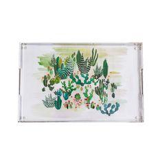Watercolor Marfa Tray