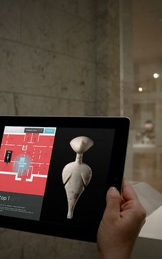5 Lessons In UI Design, From A Breakthrough Museum | Co.Design | business + design