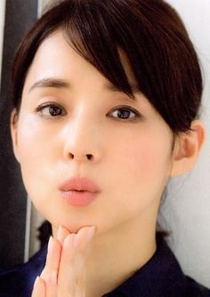 Saatchi Online, Japanese Beauty, Male Beauty, Woman Face, Cute Girls, Pink Ladies, Lily, Kawaii, Female Face