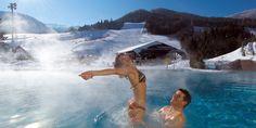 Kathrein in Bad Kleinkirchheim Hotels, Sauna, Niagara Falls, Austria, The Good Place, Bing Images, Skiing, Places To Visit, Waves