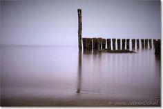 Silence of the sea. Cadzand-Bad
