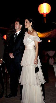 Kronprinsessens fantastiske kjoler.