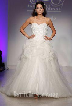 alfred angelo disney wedding dress fall 2013