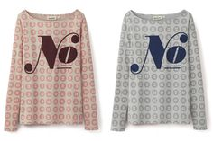 House Industries, Uniqlo, Worthe Numerals, Numerals, Numbers