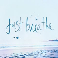 Some days no matter how good life is and how happy you are this reminder to just breathe is so very much needed.  Breathe in the good and out with the bad. It's just a random anxiety moment and it'll all be OKAY  #mentalhealthawareness #mentalhealth #stopthestigma #anxietydisorder #anxiety #depression #becouragouswithyourstory #bethechange #this #truth #quotesilove #quotes #bebold #twloha #towriteloveonherarm #somuchthis #thisisme #shareyourstory #bebrave #mentalillness #youarenotalone…