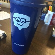 Students: Mr. White, where did you get your #Edmodo cup? Me: #Edmodocon Students: Much laughter .... #teachersofinstagram #teacherlife #teachernerd #ILoveEdmodo