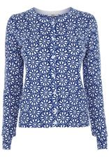 Geo Print Crew Cardigan. £35 from Oasis. Love it but seriously, how hard would it have been to have matched the pattern across the front?!