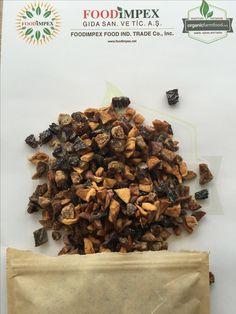 Organic Dried diced Fruits