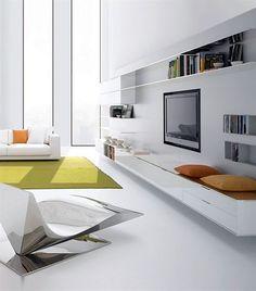 Unique Tv Wall Unit Setup Ideas (28)