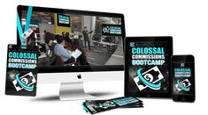 Colossal Commissions Bootcamp LIVE From Michael Cheney - Will Make You $1000 Or its Free!
