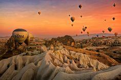 Pursuit of Happiness - Cappadocia  https://www.instagram.com/arifunsal1/