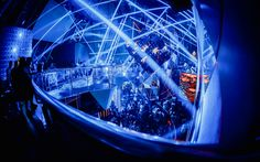 Download wallpapers Solitaire Club, 4k, night club, discotheque, Dubai, UAE