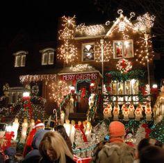 Lights of Dyker Heights - Brooklyn, NY #Yuggler #KidsActivities #Holiday