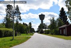 Nykarleby vattentorn - Uudenkaarlepyyn vesitorni
