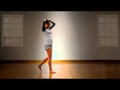 ▶ P &G Penten Hair Dance Campaign - YouTube