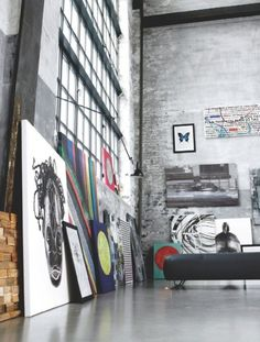 This is what my place will look like one day...just have to keep painting