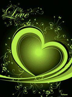 Красочное сердце(love)
