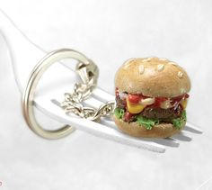 So you can bring your love for cheeseburgers everywhere you go! Find it at Etsy.    - Delish.com