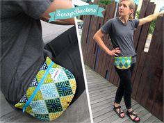 ScrapBusters: Mini Waist Pack | Sew4Home