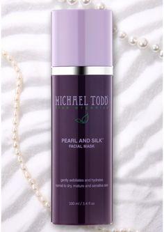 Cutie and Beautie - Michael Todd True Organics - Organic Pearl And Silk Mask, $45.50 (http://www.hikosencara-nz.com/shop-beauty/michael-todd-true-organics-organic-pearl-and-silk-mask/)