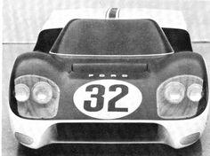 Ford J car test