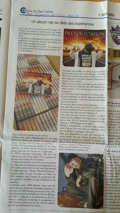 Article ds le journal Echo du Bas-Vallon, sur mon album. www.facebook.com/yannlem2a #yannlem2a
