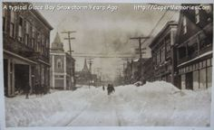 Snowstorms of Cape Breton Past, Glace Bay, Sydney, Cape Breton Barra Scotland, Glace Bay, Scottish Culture, Bay Photo, Photographs And Memories, Cape Breton, Over The Hill, Prince Edward Island, New Brunswick