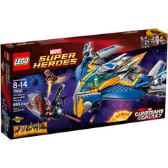 Compare prices on LEGO Marvel Super Heroes Set The Milano Spaceship Rescue from top online retailers. Save money on your favorite LEGO figures, accessories, and sets. Gardians Of The Galaxy, Star Lord, Nerf, Ri Happy, Space Battles, Buy Lego, Lego Friends, Building Toys, Lego City