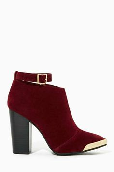 Shoe Cult Leona Ankle Boots