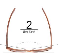 2 base curve sunglasses by Proof
