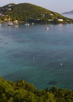 Sugar Bay, St. Thomas, USVI