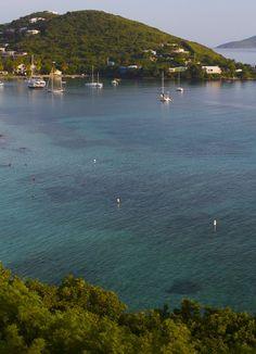 Sugar Bay, St. Thomas, USVI