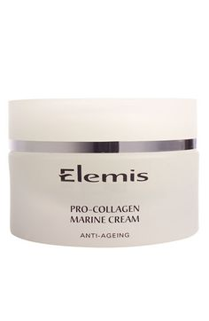 I ***LOVE*** this Elemis face cream. It costs a fortune but it's worth it. $124