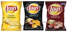 Coupons et Circulaires: 1,66$ Chips LAYS